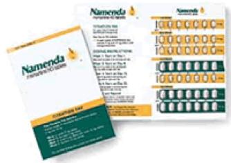 Picture suggestion for Namenda